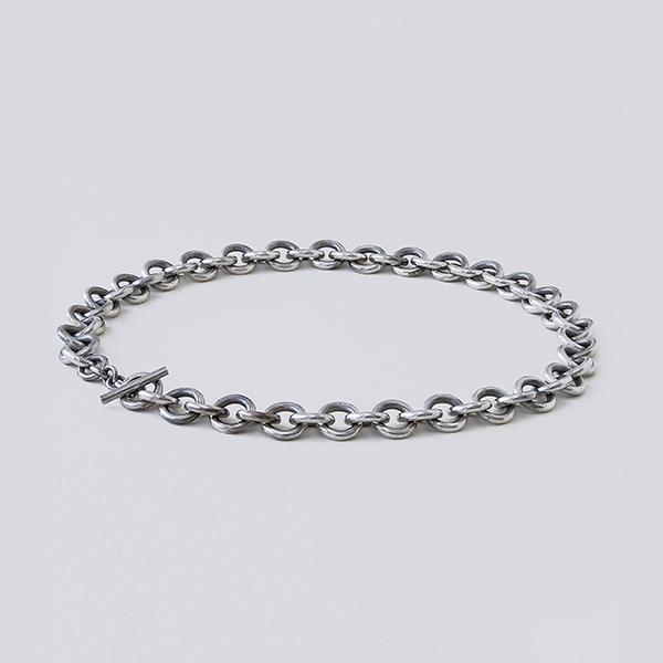 Anne Achenbach,Kette, Silber, big chain