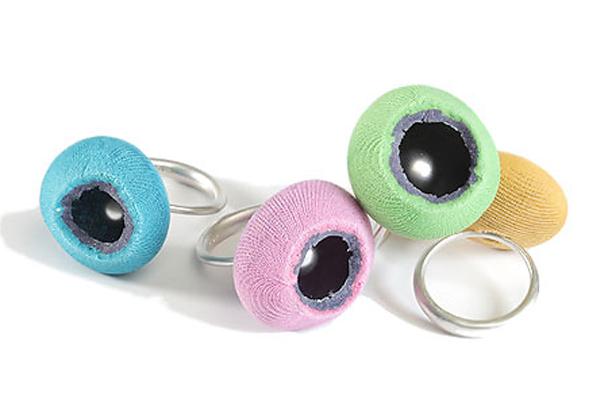 Kerstin Klix, Textil, Silber