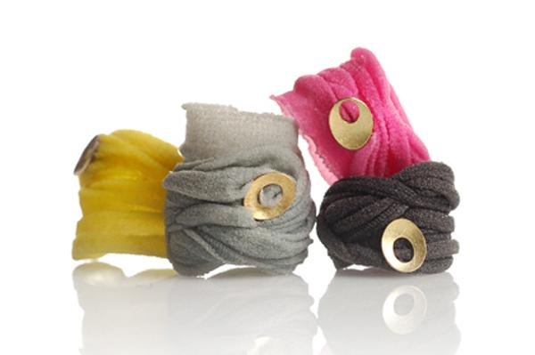 Kerstin Klix,Textil, Silber